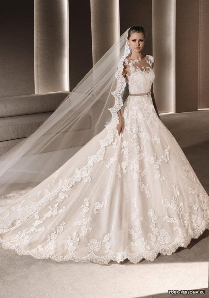bacacca7f42 Самое красивое свадебное платье в мире
